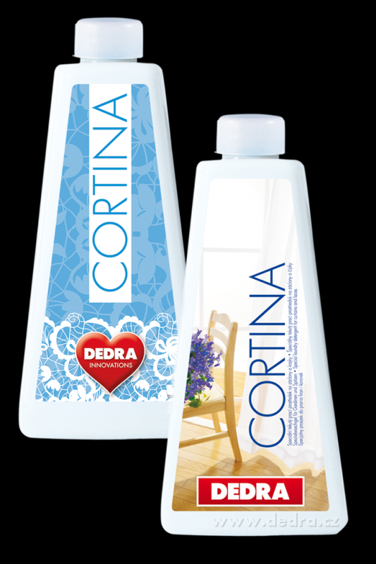 CORTINA 500 ml + kondicionér 500 ml zdarma