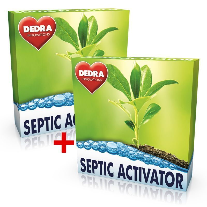 SEPTIC activator 2x 12 tablet