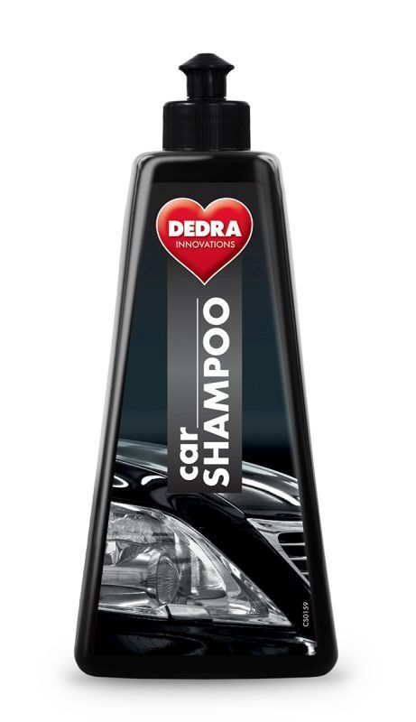 CAR SHAMPOO 2in1 500 ml autošampon