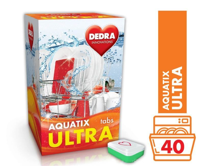 AQUATIX ULTRA 40 TABS tablety do myčky