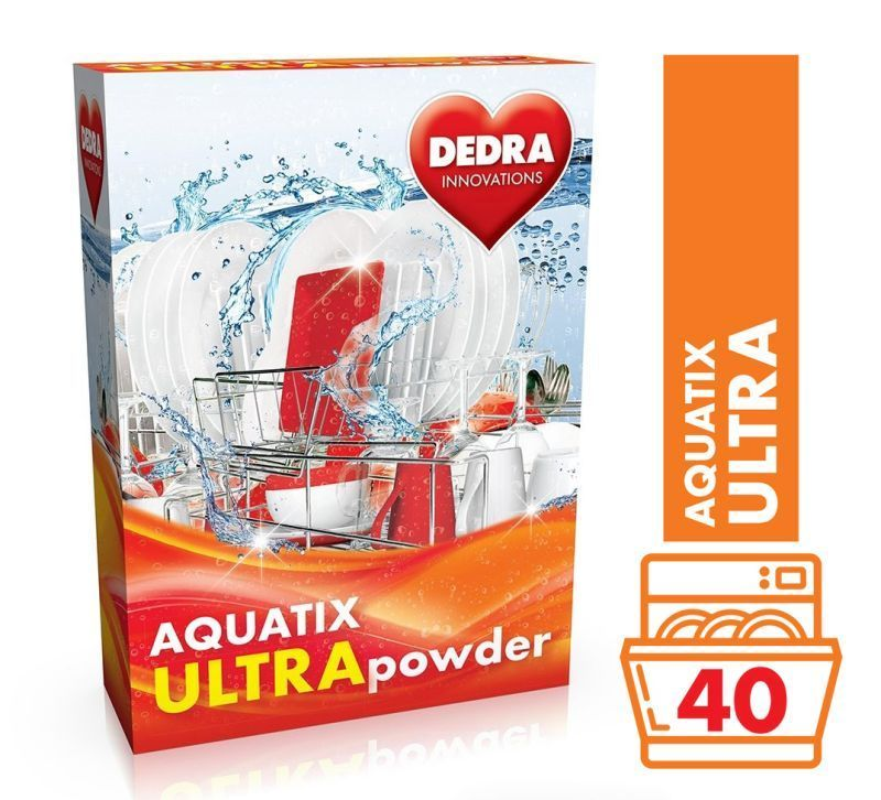 AQUATIX ULTRA POWDER 1 KG prášek do myčky